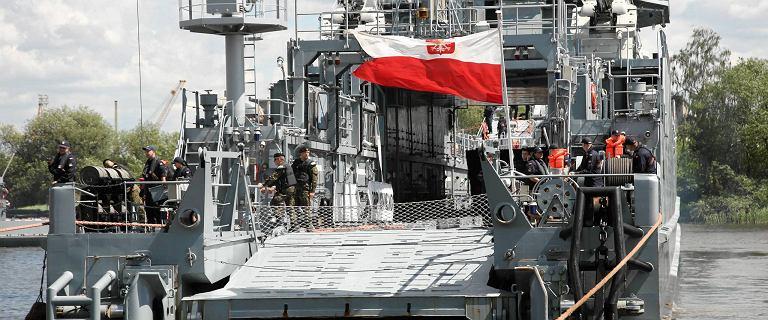 Polski okręt ORP