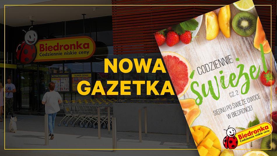 Gazetka Biedronka 1.10.2018