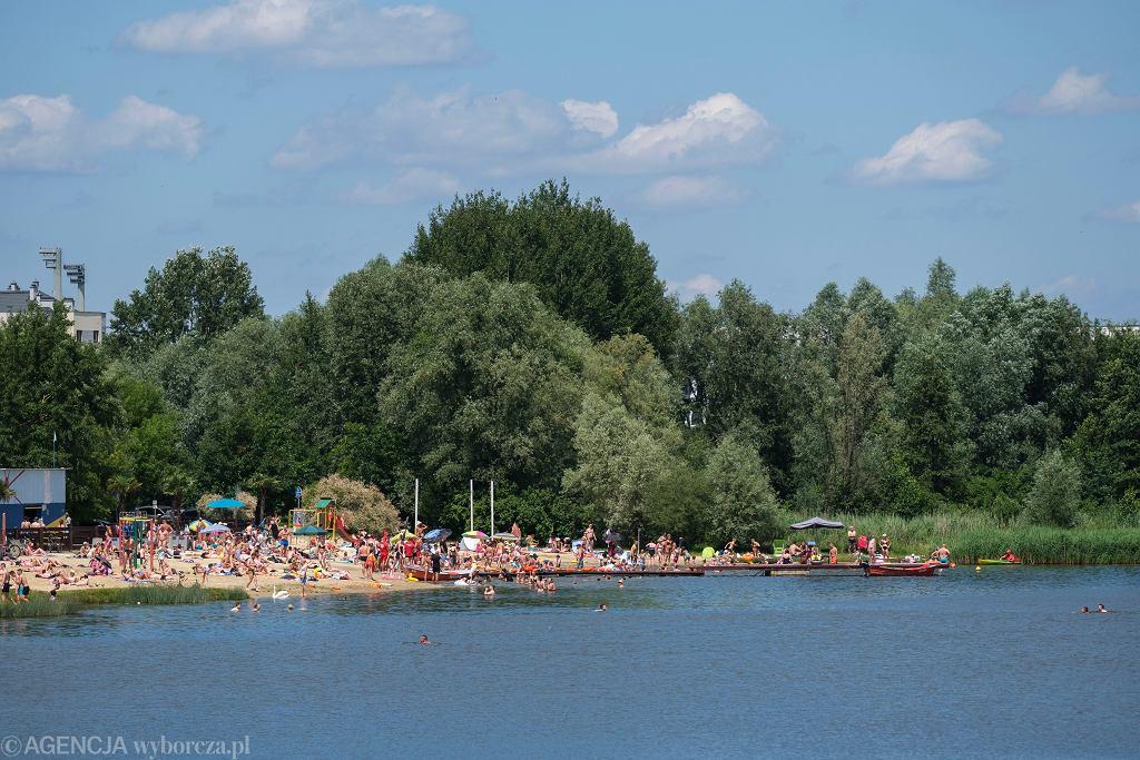 Kąpielisko miejskie Żwirownia w Rzeszowie