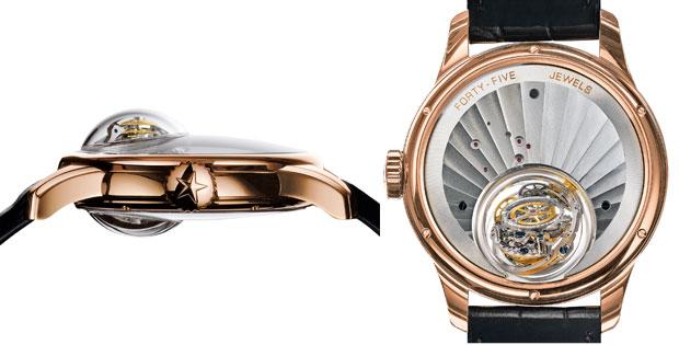 Zegarki: osiągnąć Zenith, moda męska, zegarki, Zenith Christophe Colomb