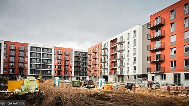 Rynek kredytów mieszkaniowych w górę