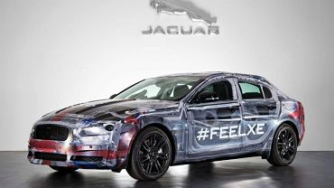 Jaguar XE - zapowiedź
