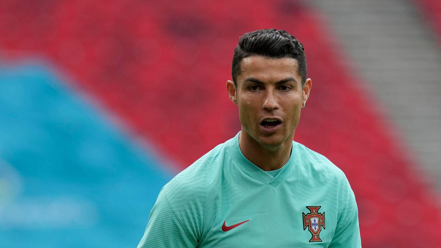 Coca-Cola reaguje na gest Cristiano Ronaldo. Wydali o