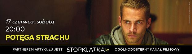 'Potęga strachu' w Stopklatka TV