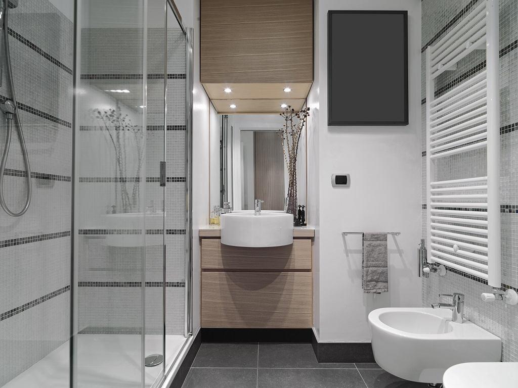 Kabina prysznicowa w łazience
