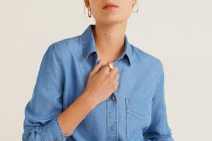 Koszula jeansowa damska