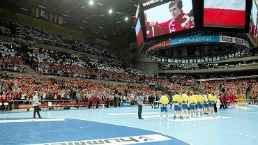 Polska - Szwecja 22:18