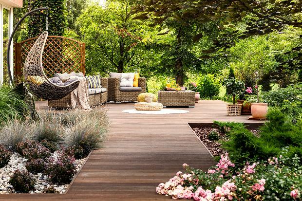 Jakie fotele ogrodowe wiszące wybrać? Podpowiadamy