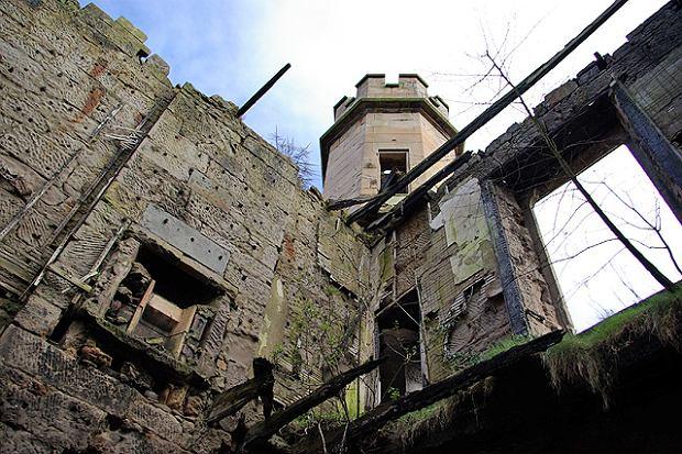 Stare zamki. Cambusnethan Priori, Szkocja / CC / Wikimedia / Roy Tait