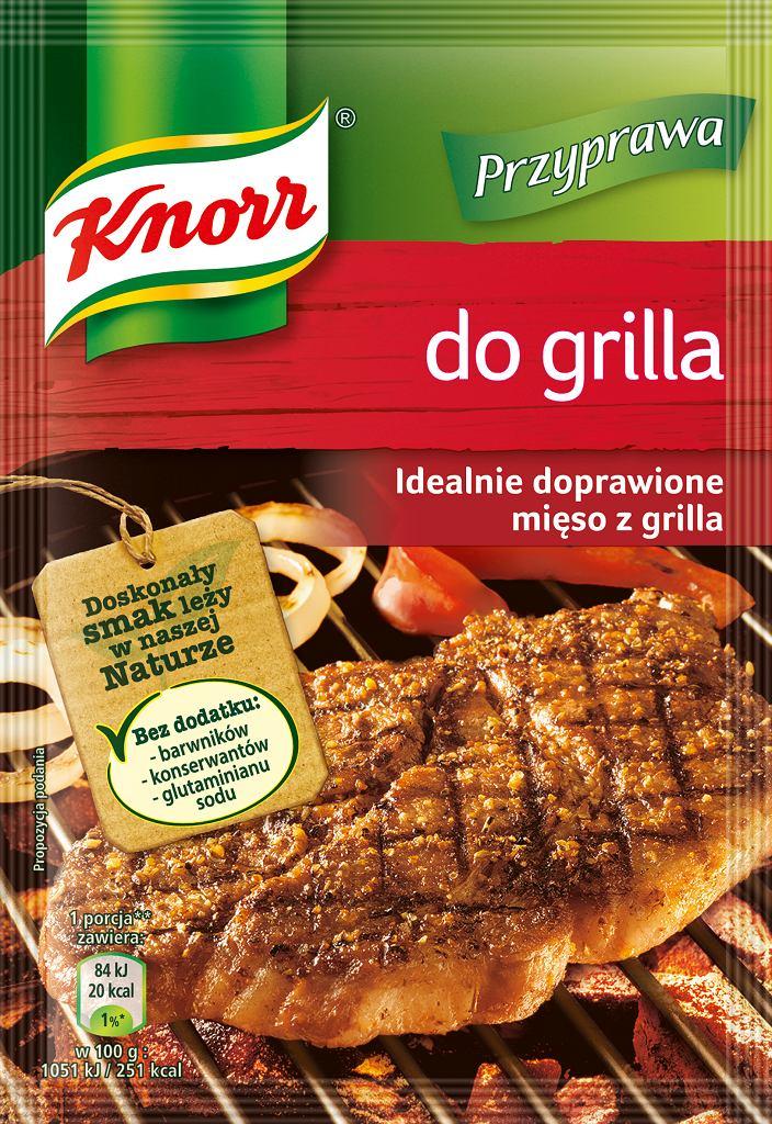 Przyprawa do grilla Knorr