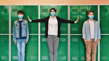 Szkoły szykują się na nowy rok w pandemii