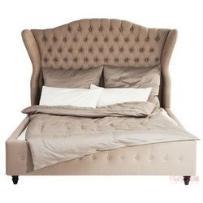 łóżko city spirit ii szer. 160x200cm - 78482, marki Kare design