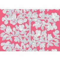Grandeco Ll-06-09-1 tapeta sowy jack 'n rose