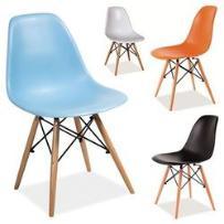 Krzesło SIGNAL ENZO - styl skandynawski