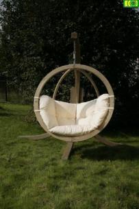 ZOSIA fotel wiszący - jednoosobowy