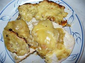 Kurczak w zupie cebulowej - ugotuj