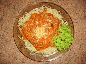 Spaghetti Kubusia - ugotuj
