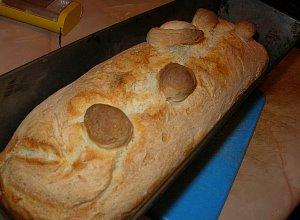 Domowy chleb - ugotuj