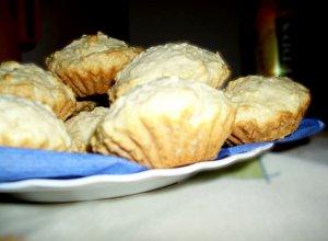 Muffinki kokosowe - ugotuj