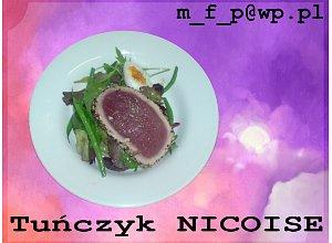 Tuńczyk Nicoise - ugotuj