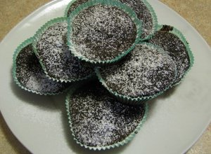 Babeczki kakaowe Murzynki - ugotuj