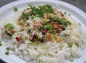 Ryż z warzywami - ugotuj