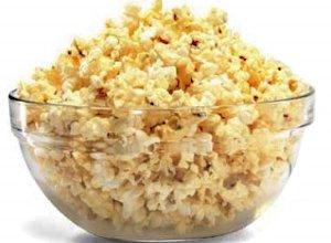 Popcorn - ugotuj
