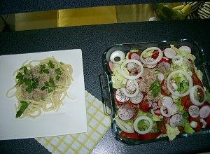 Spaghetti z tuńczykiem w roli głównej - ugotuj
