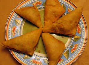Argentyńskie pierogi Empanadas