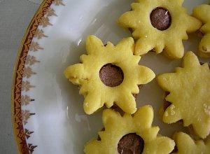 Ciasteczka słoneczka - ugotuj