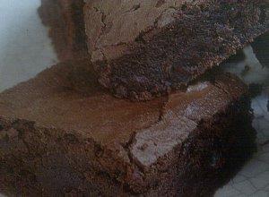 Brownies (ciasto czekoladowe) - ugotuj