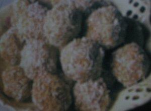 Kuleczki kakaowe - ugotuj