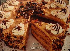 Tort Mokka - ugotuj