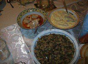 Wigilijna sałatka pieczarkowo - makaronowa - ugotuj