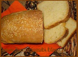 Chleb cytrynowy z sezamem - ugotuj