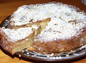 Łotyskie ciasto jabłkowe 'Drumstalina' - ugotuj