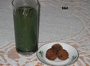Zielony koktail witalnosci - ugotuj