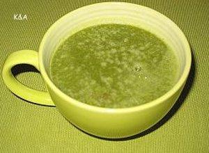 Zielone Smoothie z Kardamonem - ugotuj