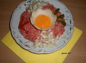 Tatar wołowy - ugotuj