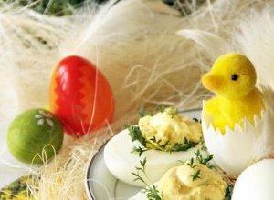 Jajka z rzeżuchą - ugotuj
