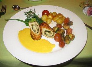 Kurczak z nutą śródziemnomorską - ugotuj