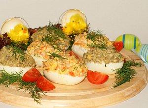 Jajka w dwóch smakach - ugotuj