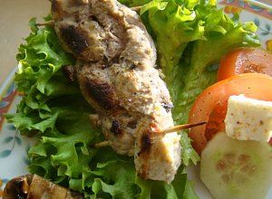Warkocze z polędwiczek z grilla - ugotuj