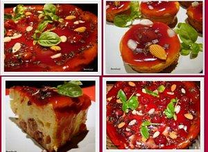 Wiosenny sernik z wiśniami - ugotuj