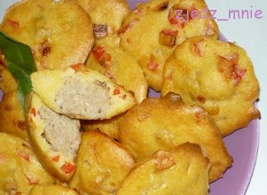 Pikantne muffiny - ugotuj
