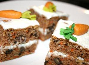 Ciasto marchewkowe - ugotuj