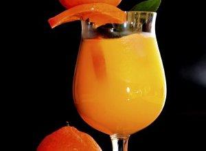 Koktajl pomarańczowy - ugotuj