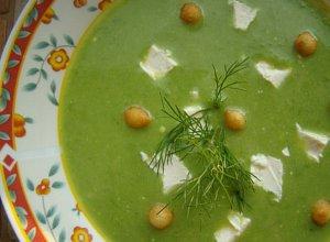 Wiosenna zupa bagienna - ugotuj