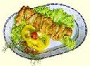 Szaszłyki rybno-warzywne  - ugotuj