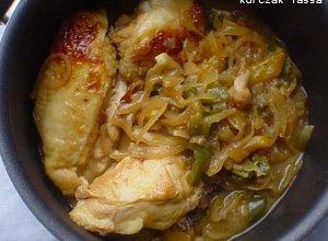 Kurczak yassa z Senegalu - ugotuj